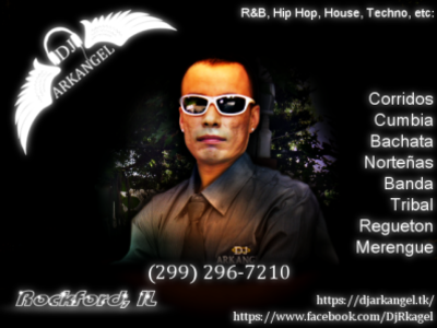 Flyer for DJ Arkangel flyer artwork flyer design photo edit photo art photo manipulation poster flyer dj flyer dj