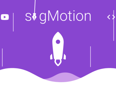 svgMotion Web Layout
