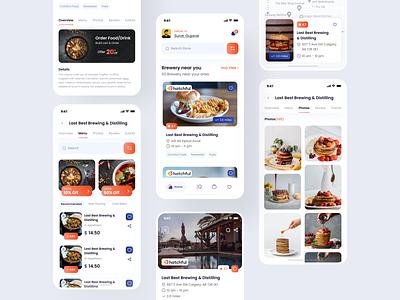 Foodiee App foodordermobile onlinefood foodorderapp foodapp foodappui mobile ui ui