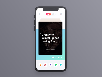 Tinder for motivational quotes quote creative 5ideasaday design app tinder