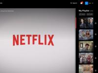 Netflix Playlist Feature Idea