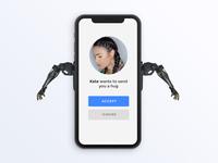 E-hug App