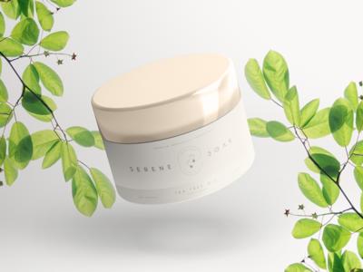 Serene Soak | Packaging Design