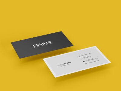 Celata | Business Card