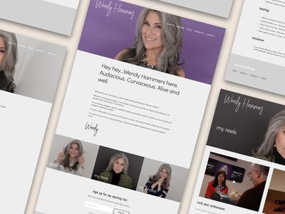 Wendy Hammers Website