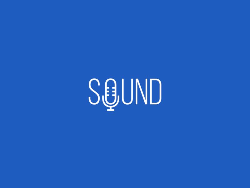 Sound Logo design app design art designer designs design minimalist logo minimalistic minimalism minimalist minimal logo design logodesign logotype logos logo soundlogo musiclogo music sounds sound