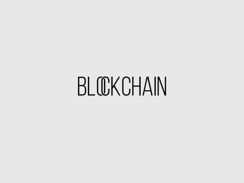 Blockchain blockchain minimalist logo minimalistic minimalism minimalist minimal designer designs design logos logodesign logotype logo design logo