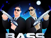Bass Avengers Dribbble