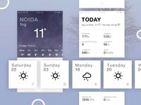 Weather app!