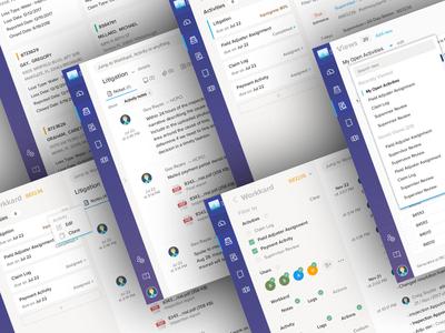 Exzeo webapp UI