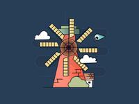 Windmill...!