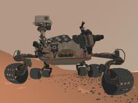 Curiosity WIP 01