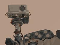 Curiosity WIP 01 detail
