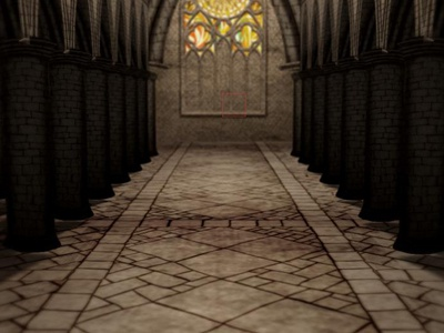 Priory interior update