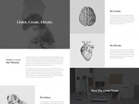 About Us Page for Divi