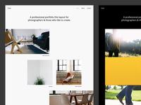 Divi: Portfolio Pages
