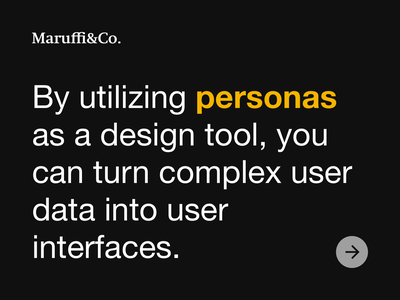 Personas as a design tool user experience design enterprise ux enterprise user research ux research ux design ux personas