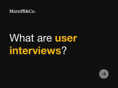 What are user interviews? ux research design ux design user experience design user research user experience