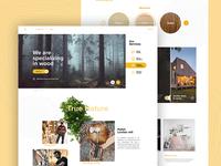 Lumber - Homepage WIP