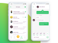 Xeet iOS - Chat