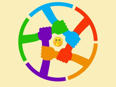 Whatsapp Group DP whatsapp graphic  design logo
