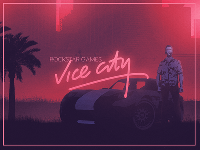 Vice City - Poster