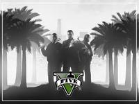 GTA V - Poster