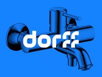 logo concept for Dorff