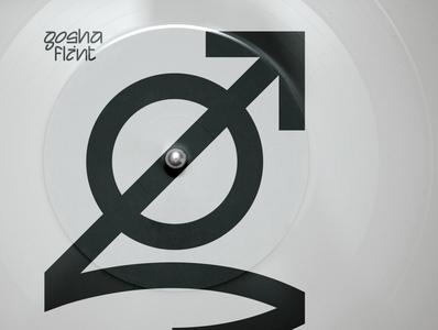 Gosha Flint / logo for dj