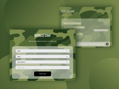 Bedelli Chat Web Page