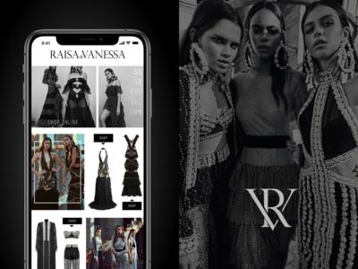 Raisa&Vanessa Shop Newsletter