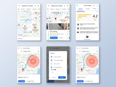 Coogle maps