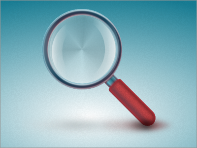 Search icon sketchapp vector glass search