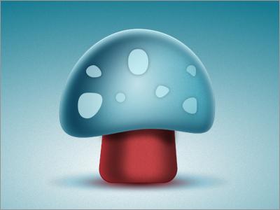 mushroom icon sketchapp vector inspire mushroom