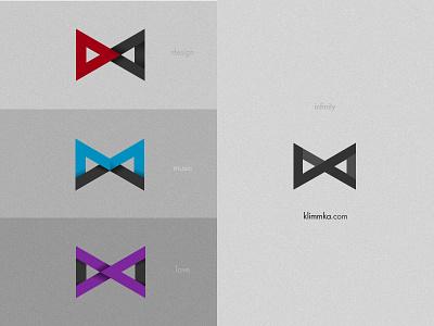 My new logo logo logotype vector illustrator minimal infinity design triangle dynamic logo