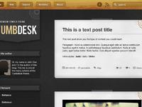Tumbdesk preview