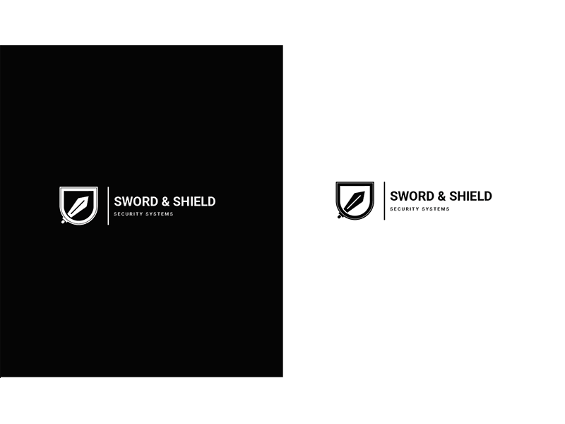 Sword & Shield security thirtylogos swordshield