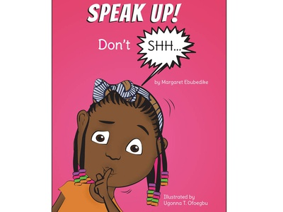 Speak Up Storybook Cover