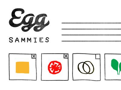 Egg Sammies
