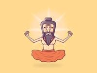 Guru Character design