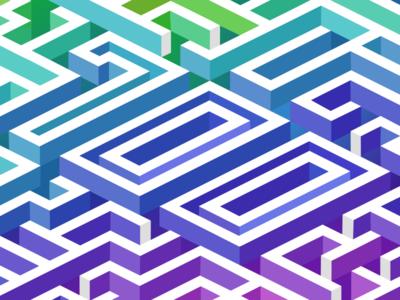 Isometric 700 maze iso flat maze maze isometric