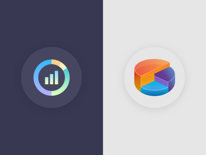 Dashboard Icons flat icon jelly icon product icon dashboard icon glossy icon isometric icon chart icon graph icon