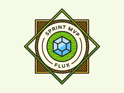 Sprint MVP Engineering Badge badges sprint badge