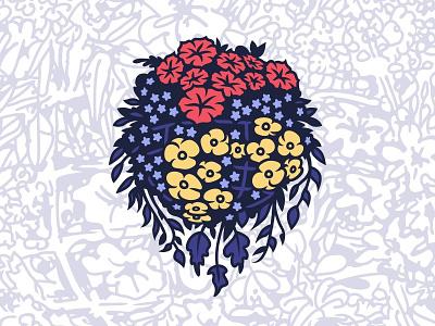 Garden Nursery Mark nursery logo garden logo