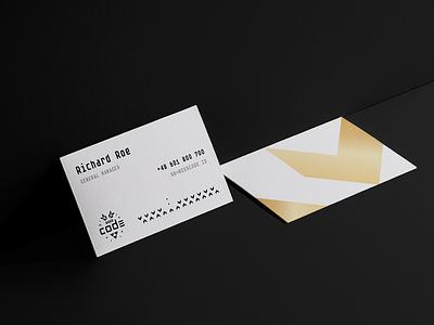 BC - Business Card business card identity card branding logo