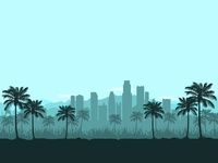 Los Angeles illustration