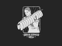 The Urban German Grill rework