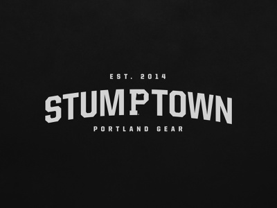 Stumptown Tee apparel oregon soccer timbers tee stumptown portland gear portland