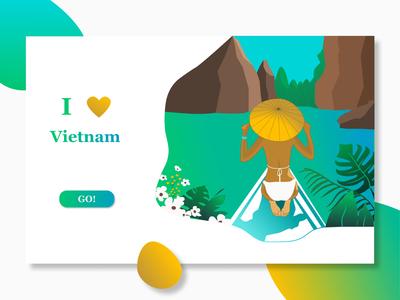 Travel Web Site (I Love Thailand)