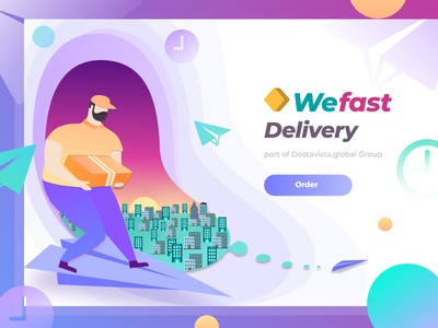 Wefast delivery